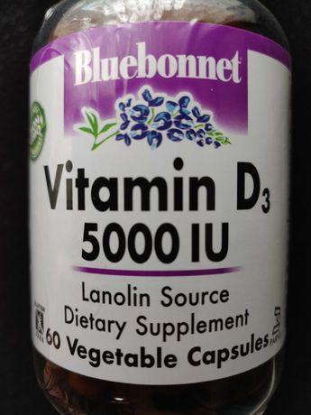 Вітамін Д3 Bluebonnet