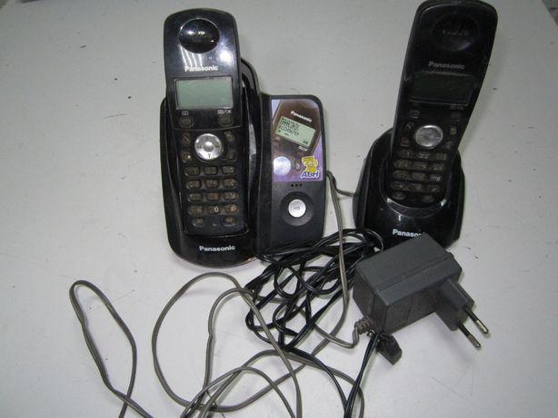 Радиотелефон Panasonic KX-TCD205UA + доп трубка + зу.