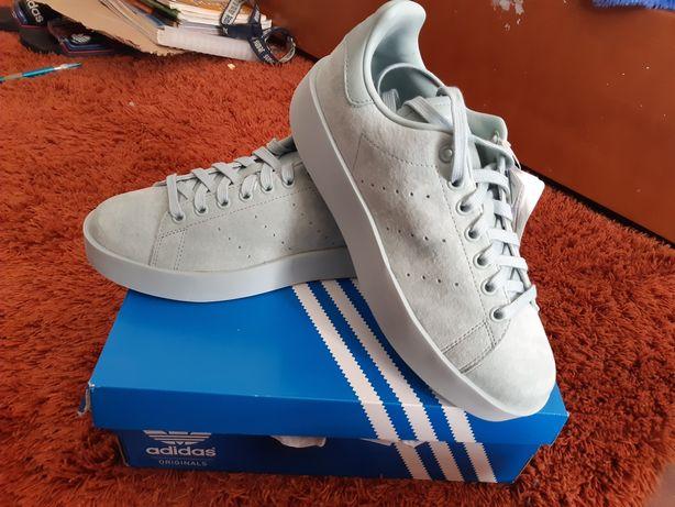 Ténis Adidas Stan Smith Bold W