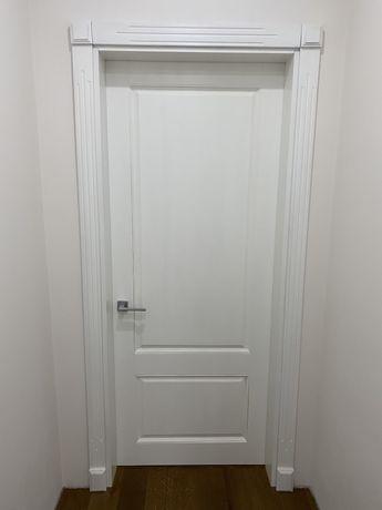 Продам 4 двери с ольхи.