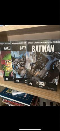 Komiksy DC, Batman, Green Arrow