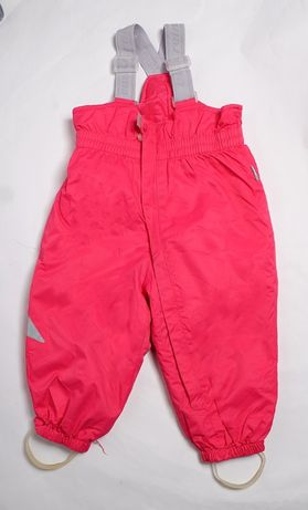 spodnie zimowe Reima roz 80