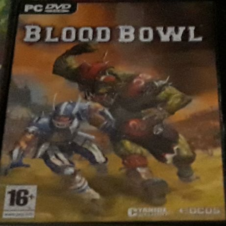 Jogo PC Blood Bowl