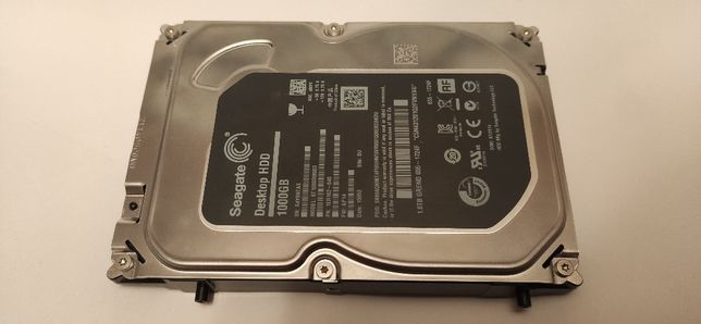 Жесткий диск Seagate Desktop HDD 7200.14 1TB 7200rpm 64MB ST1000DM003