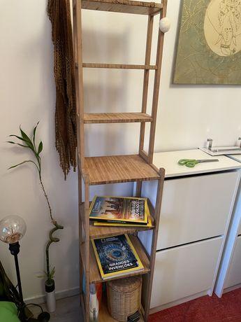 Móvel bamboo ikea casa de banho.