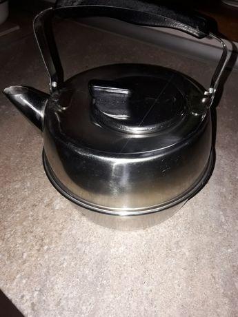 Продам  чайник из нержавеющей стали