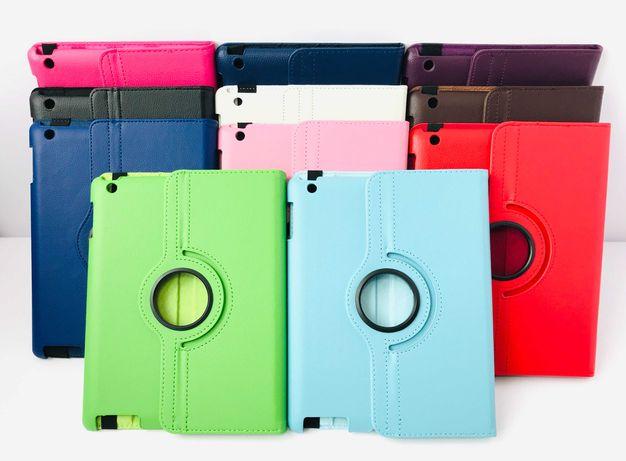 Поворотный чехол 360, стекло iPad 2/3/4/5/6 Air 1/2 Mini 1/2/3 Магазин