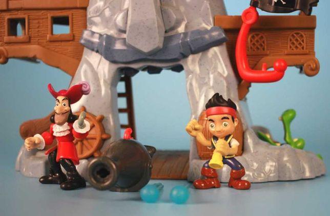 Игровой набор Fisher-Price Пиратский остров Джейк и пираты Нетладнии