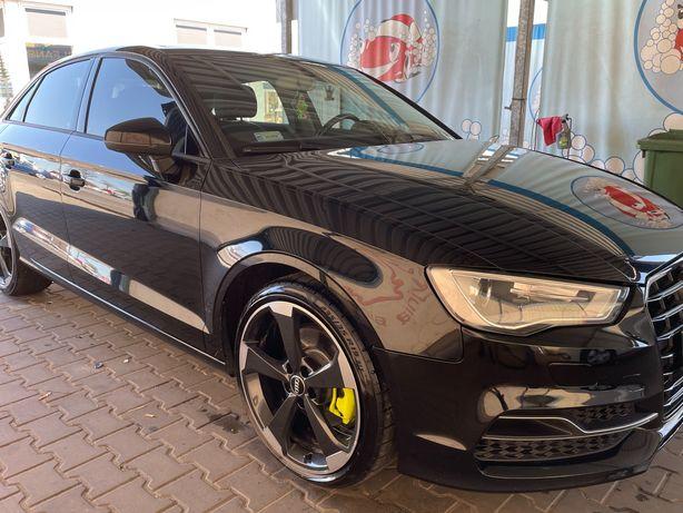 Piekne Audi A3 8V Full Black Model 2015 ! Niski Przebieg ! Sedan !