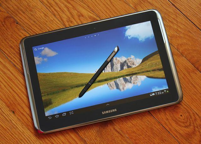 Tablet Samsung Galaxy Note 10.1 N8000