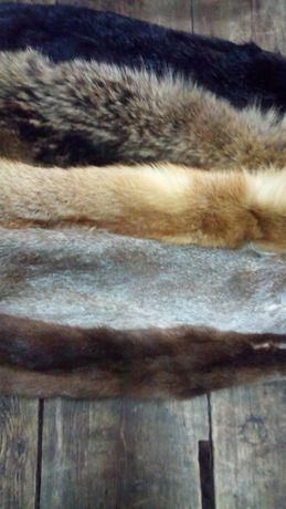 Вычинка и покраска меха