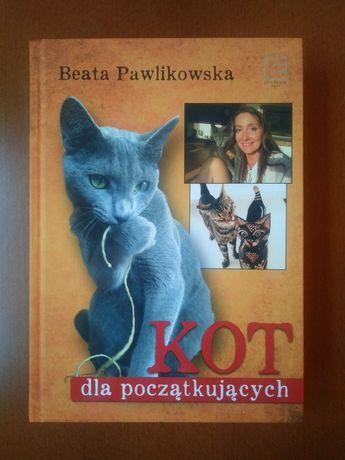 B. Pawlikowska Kot dla początkujących jak nowa