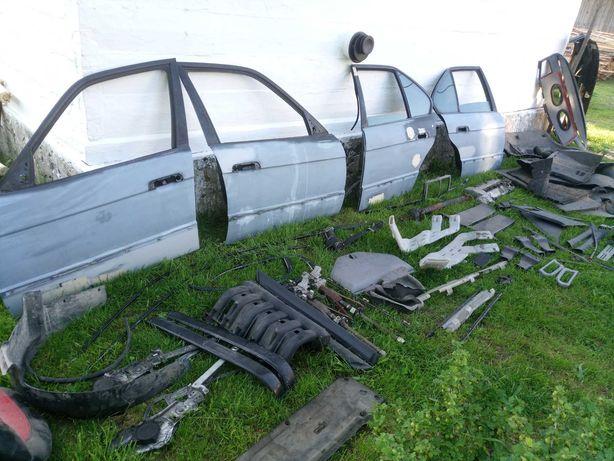 Розбираю BMW e34. 520i, m50b20, ванос.
