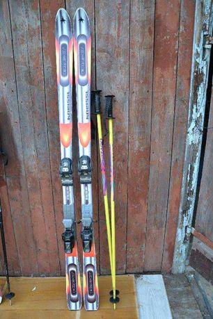 Горные лыжи Kneissl Ergo.