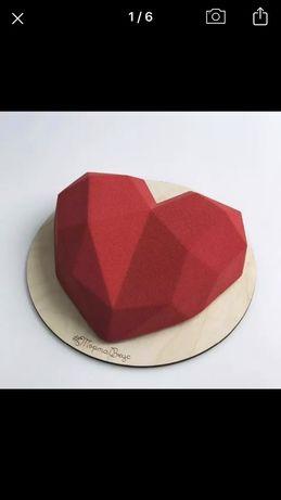 Форма для мусового торта