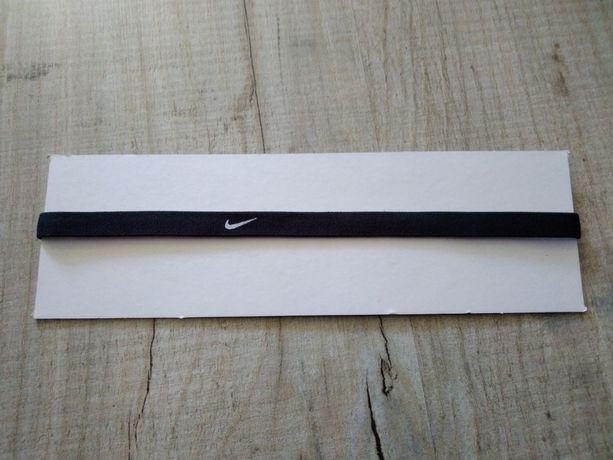Opaska Nike na głowę do biegania czarna