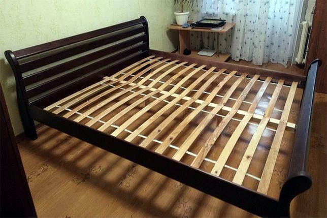Деревянная кровать Верона 160х200 ортопедические ламели в ПОДАРОК