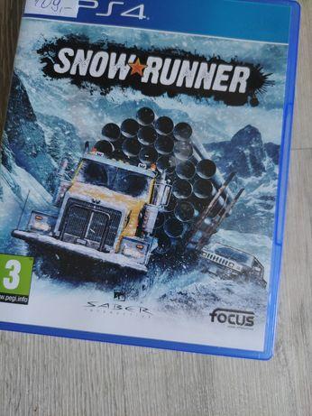 Snowrunner Ps4 po polsku