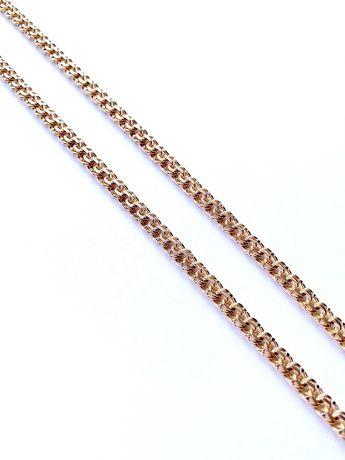 Łańcuszek złoty splot galibardi