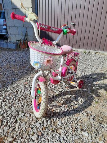 Rowerek dla dziewczynki 12 cali