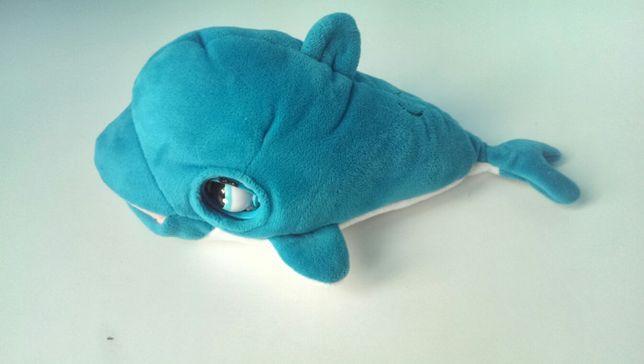 Delfin interaktywny blue blue