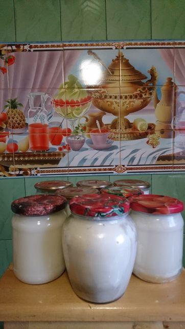 Продам баранячий жир 100 грн за 0.5 л допомагає при простуді грипі