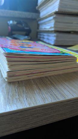 250 karteczek winx