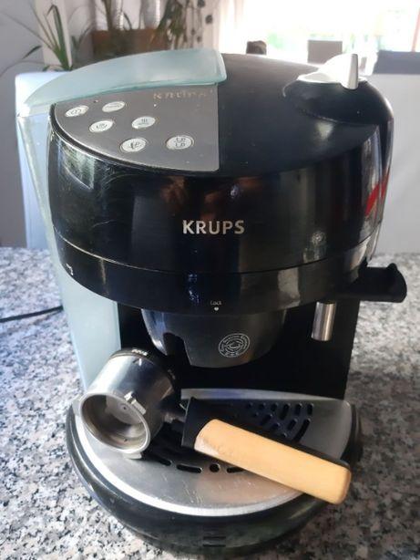 Ciśnieniowy ekspres do kawy KRUPS- TANIO.