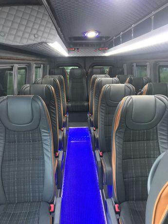 Пассажирские перевозки ,автобус,микроавтобус, перевозка сотрудников