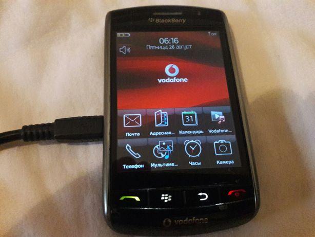 Мобильный телефон Black Berry9500 Vodafone CDMI камера с автофокусом