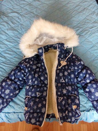 Курточка зима для девочек