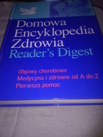 Ksiazka Domowa Encyklopedia Zdrowia