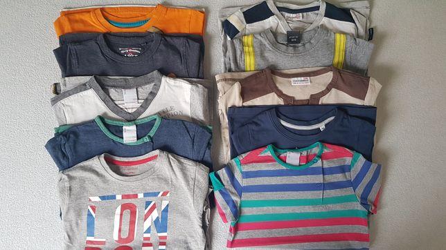 Koszulki długi rękaw 98 104 Coccodrillo