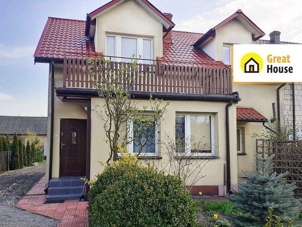 Atrakcyjny dom 2 km od Buska Zdroju