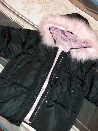 Курточка зимняя.Теплая