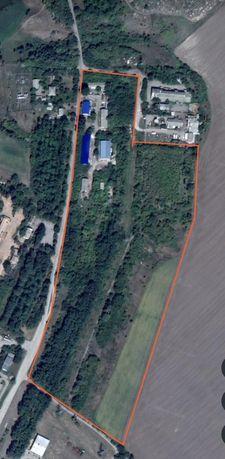 Продам земельну ділянку загальною площею12,7 га, Київська область ( 10
