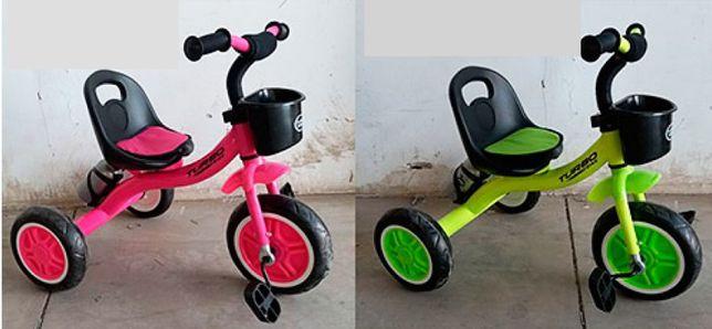 Велосипед детский трехколесный. ровер