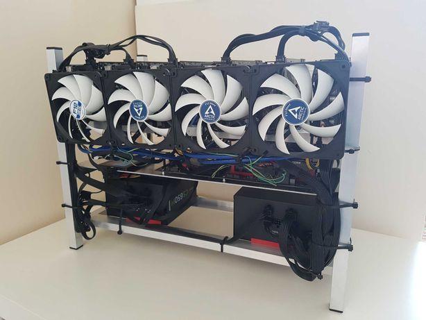 Koparka kryptowalut GPU, ASIC - montaż, serwis, konfiguracja, sprzedaż