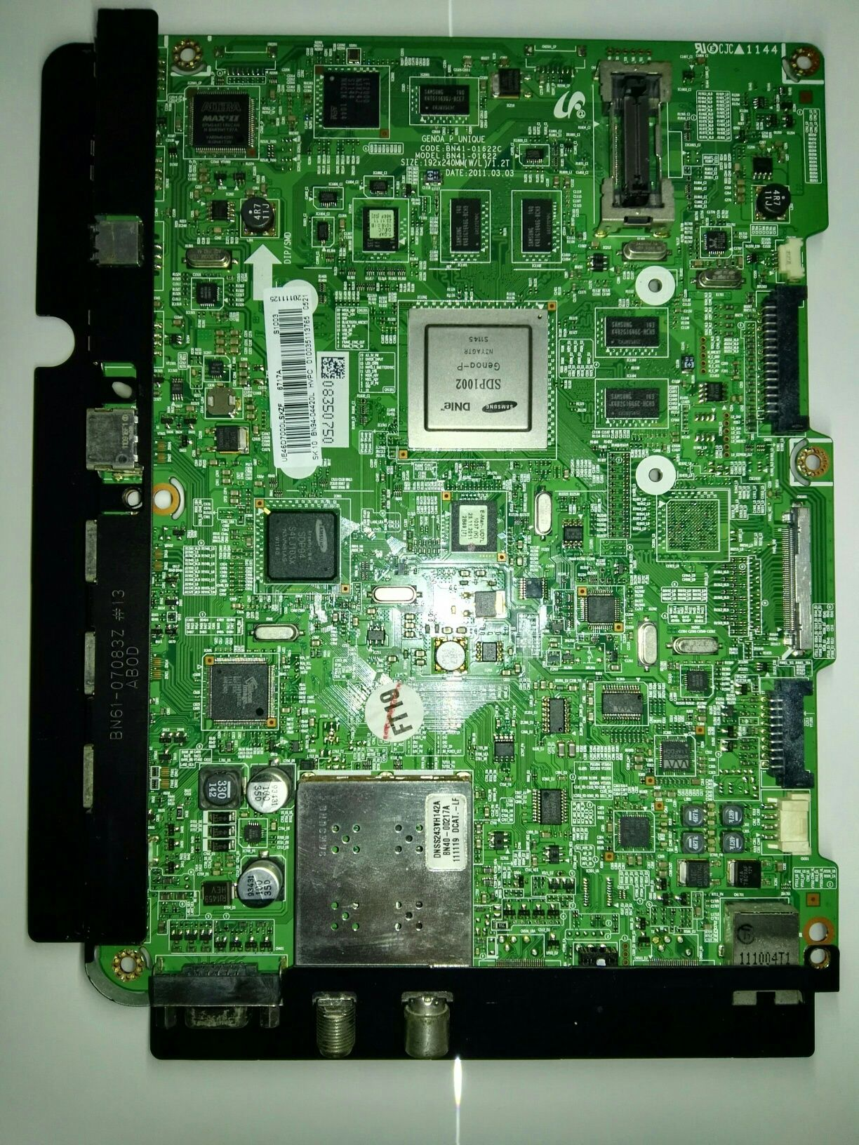 Mainboard smart tv Samsung ue 4 6 d 7 0 0 0 bn94 - 0 4 4 2 0