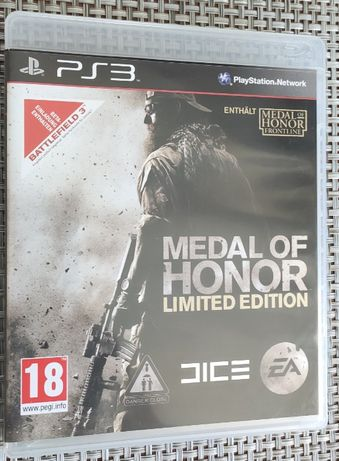 Medal of Honor Warfighter Limited Edition PS3