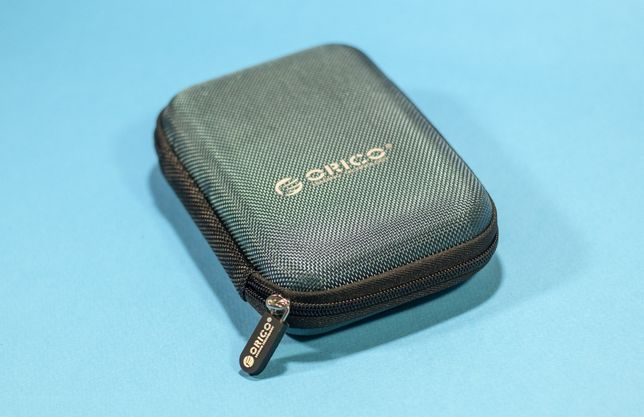 Чехол Orico для внешнего жесткого HDD / SSD диска 2.5. Качественный