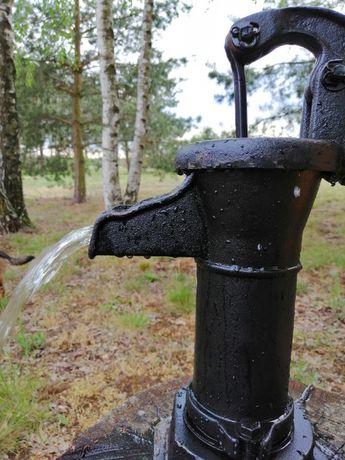 Studnia szpilka wodna - alternatywą dla studnia głębinowa Koszt 1200zł