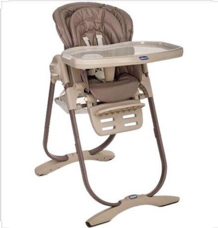 Столик/стульчик для кормления Чико Chicco polly magic