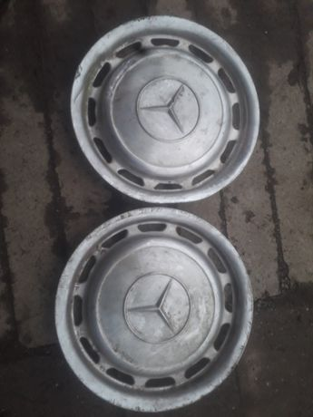 Koparki Mercedes 123