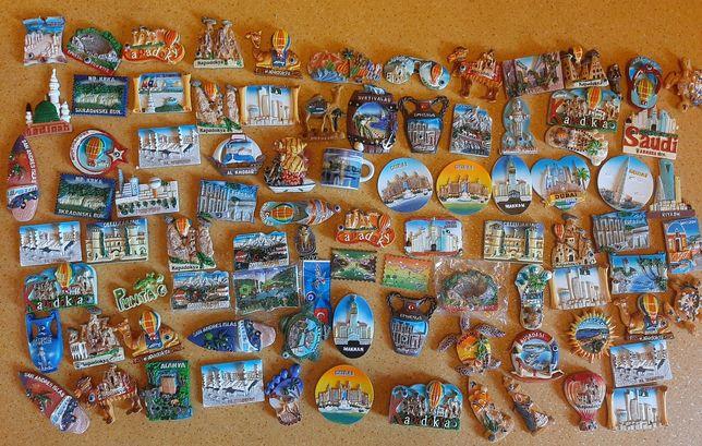 Oryginalne magnesy z całego świata - Pamiątki Na prezent Kolekcja