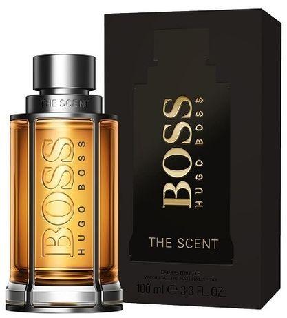 Hugo Boss The Scent Perfumy męskie EDP 100ml. ZAMÓW JUŻ DZIŚ