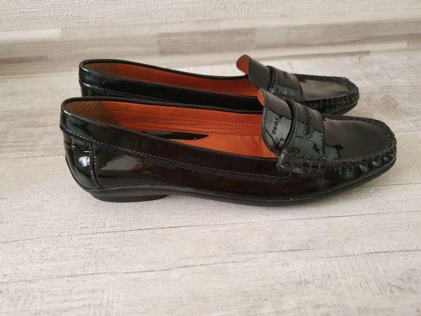 Новые туфли Geox,Италия,37р,450гр