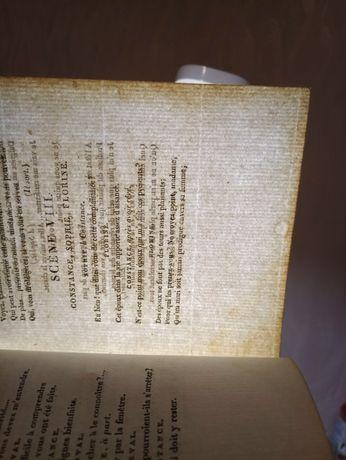 антикварная книга верже, театр франции. комедии, париж 1818
