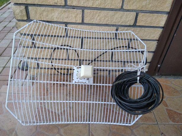 Антена для інтернету airGrid M5 HP + 27 м. кабелю
