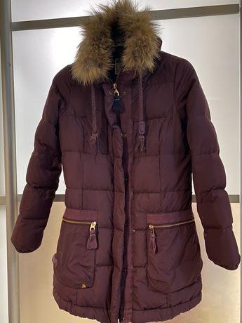 Пуховик куртка пальто